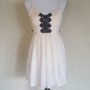Windsor Short Party Dress Ivory size S